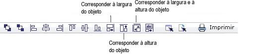 Label Creator lc workingwithobjects.3.7.2 Alterando a forma e o tamanho de objetos