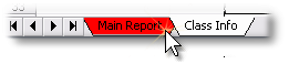 ManagePLUS for QuickBooks qsreporttabsmainreportclick 18. Getting a Profit Anaysis report