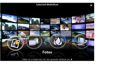 MediaShow launcher MediaShow Module