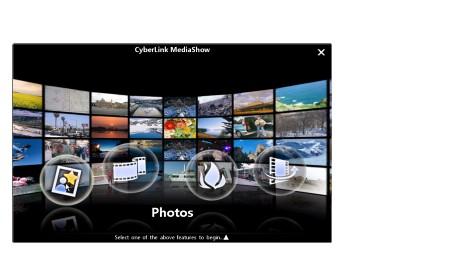 MediaShow launcher MediaShow Modules