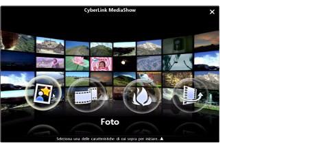 MediaShow launcher Moduli MediaShow