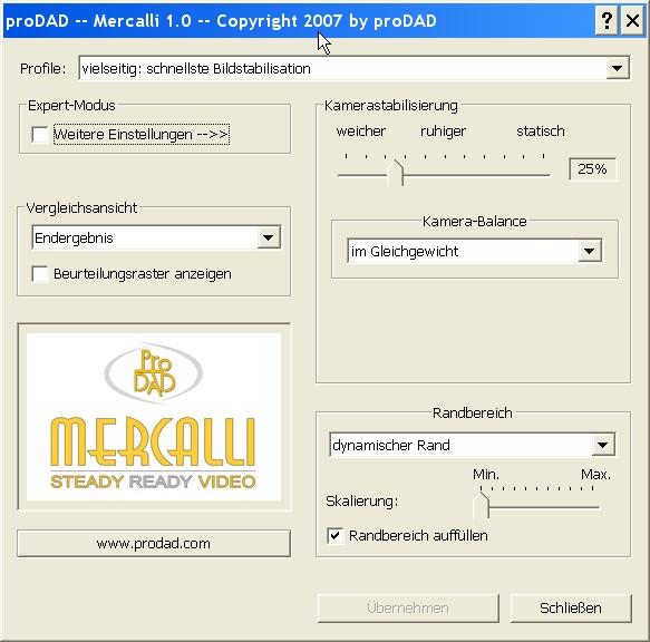 Mercalli Clip1 Mercalli Light / Mercalli Expert