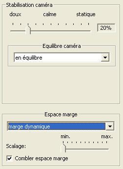 Mercalli kamerastabilisierung Stabilisation caméra