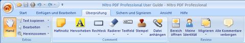 NitroPDF  img57.zoom60 Multifunktionsleiste anzeigen und verbergen