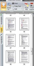 NitroPDF page%20pane Signets et pages