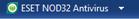 Nod32 ea outlook toolbar Traka sa alatkama programa MS Outlook