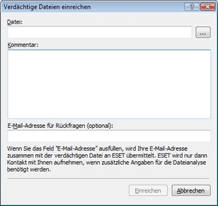 Nod32 ea charon file Datei