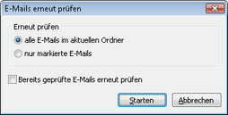 Nod32 ea dialog mailplugins processing messages E Mails erneut prüfen