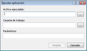 Nod32 ea exec app Ejecutar aplicación