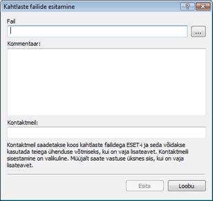 Nod32 ea charon file Fail