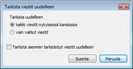 Nod32 ea dialog mailplugins processing messages Tarkista viestit uudelleen