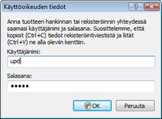 Nod32 ea settings update username Käyttöoikeuden tiedot