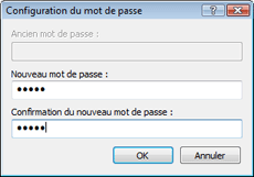 Nod32 ea change password Modifier le mot de passe
