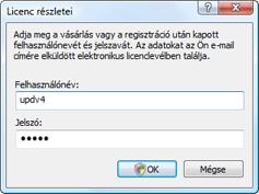 Nod32 ea settings update username Felhasználónév és jelszó megadása