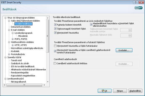 Nod32 usb devices amon Cserélhető adathordozók letiltásának beállítása