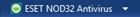 Nod32 ea tb toolbar Thunderbird 도구 모음