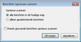 Nod32 ea dialog mailplugins processing messages Berichten opnieuw scannen