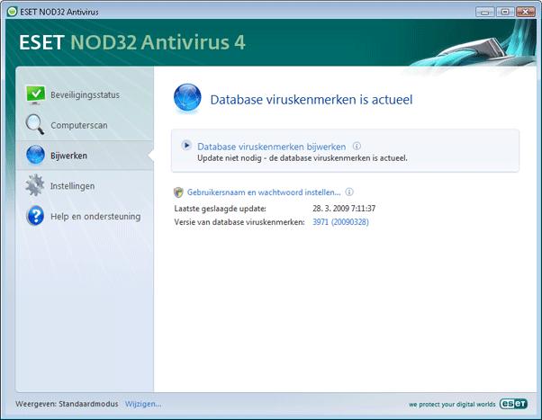 Nod32 ea update main Update