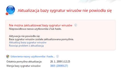 Nod32 ea page update 04 Aktualizacja