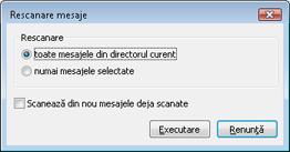 Nod32 ea dialog mailplugins processing messages Rescanare mesaje