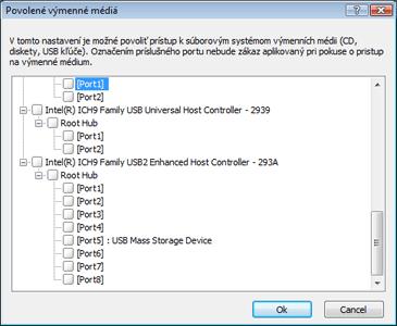 Nod32 ea usb devices amon Nastavenie blokovania výmenných médií