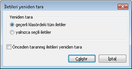 Nod32 ea dialog mailplugins processing messages İletileri yeniden tara