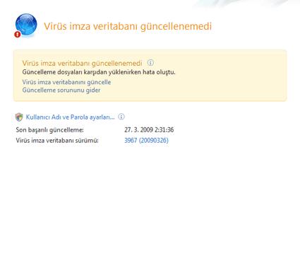 Nod32 ea page update 03 Güncelle