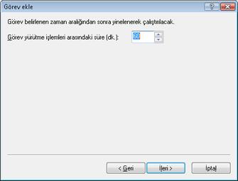 Nod32 ea scheduler repeat Görev ekle   yinelenen