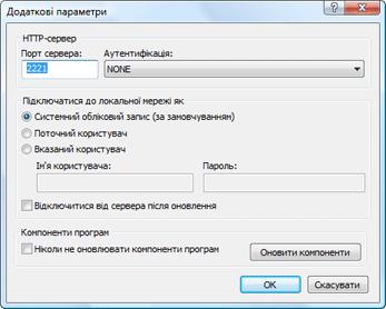 Nod32 ea config update mirror advance Оновлення з Дзеркала
