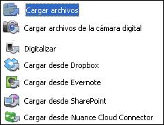 Omnipage eng tbxlist 1 Caja de herramientas de OmniPage