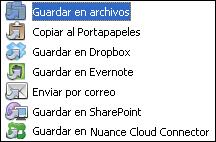 Omnipage eng tbxlist 3 Caja de herramientas de OmniPage