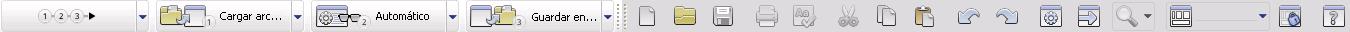 Omnipage toolbox standard Caja de herramientas de OmniPage