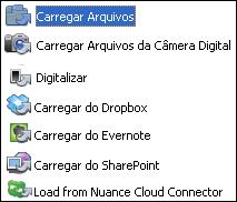 Omnipage eng tbxlist 1 A Caixa de Ferramentas do OmniPage