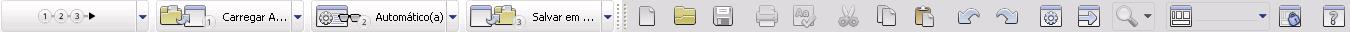 Omnipage toolbox standard A Caixa de Ferramentas do OmniPage