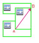 Omnipage zone join1 Definição manual de zonas