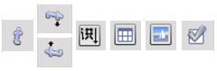 Omnipage tb im draw zone tools Панель инструментов «Изображение»