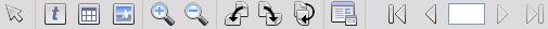 Omnipage toolbar image quick Панель инструментов «Изображение» (вид быстрого преобразования)