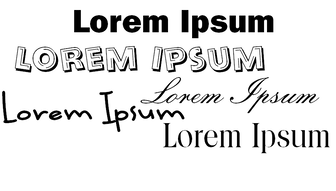 PagePlus fonts Using fonts