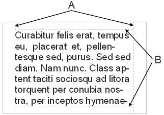 PagePlus frames2 Understanding text frames
