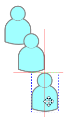 PagePlus guides dynamic alignment Snapping