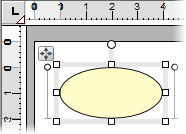 PagePlus rulers2 Using the rulers and dot grid