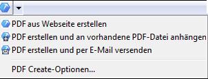 PDF Converter eng web browser Aus Internet Explorer