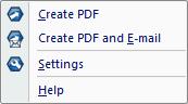 PDF Converter eng pdf menu From Microsoft PowerPoint