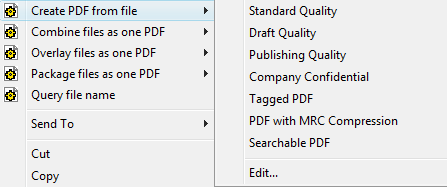 PDF Converter eng shortcut expanded Modifying Profiles
