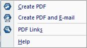 PDF Converter eng word pdf menu From Microsoft Word