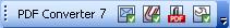 PDF Converter conv%206%20toolbar%20message Acerca de las barras de herramientas para PDF en aplicaciones integradas