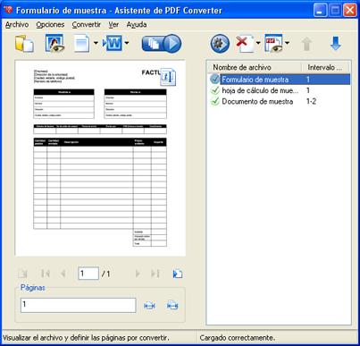 PDF Converter eng view full Vista completa