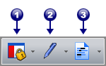 PDF Converter tb security Barra de herramientas Seguridad