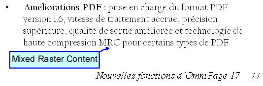 PDF Converter eng callout example Légende