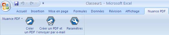 PDF Converter eng excel pdf add in Depuis Microsoft Excel